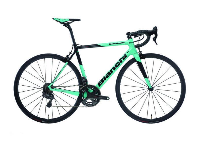 Komoly fejlesztéseke esett át a Bianchi kerékpár